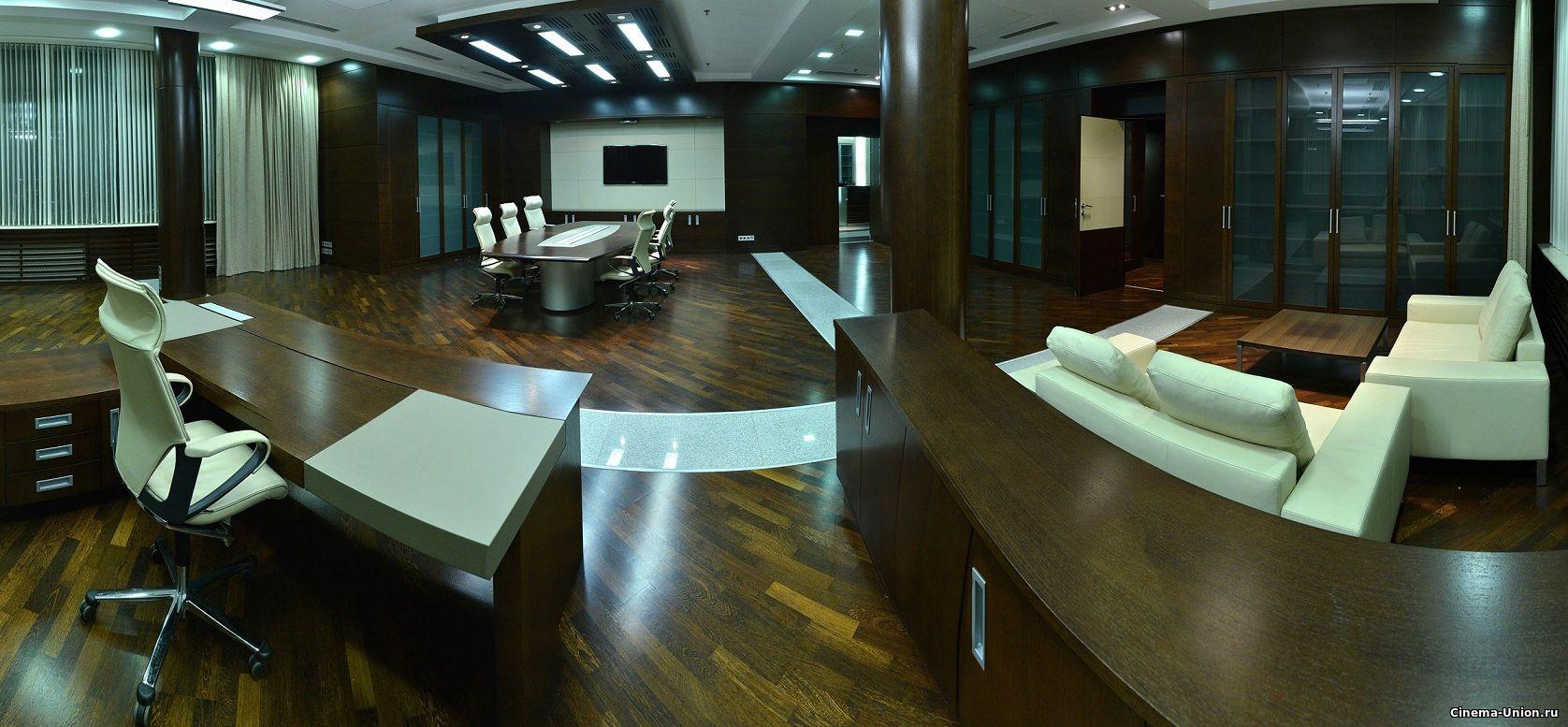 Элитный офис для съемок и др объекты локейшн для киносъемок в Москве